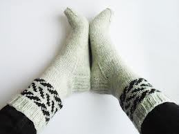 Warming Socks to reduce a fever
