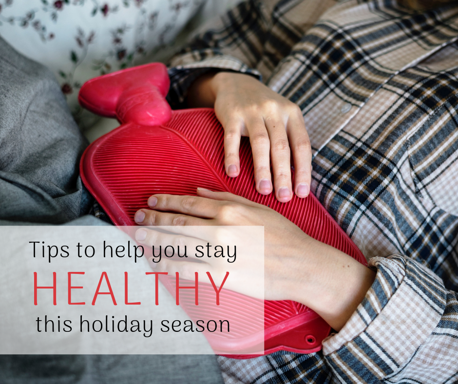 Staying Healthy Over the Holidays, Is It Possible?