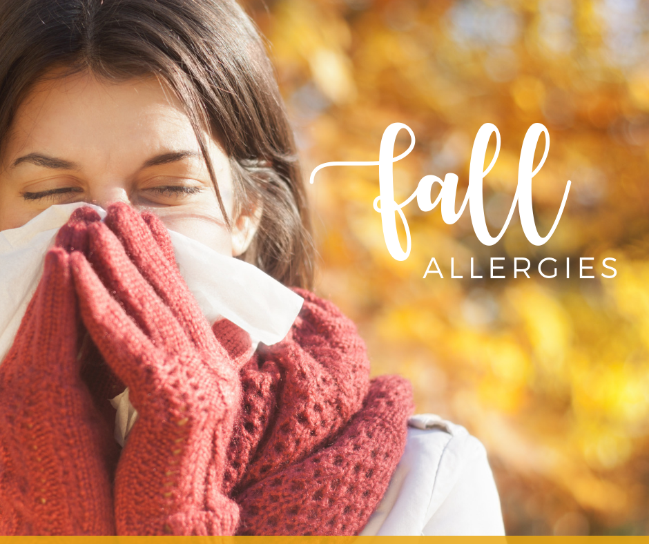 Fight Fall Allergies from the Inside Out
