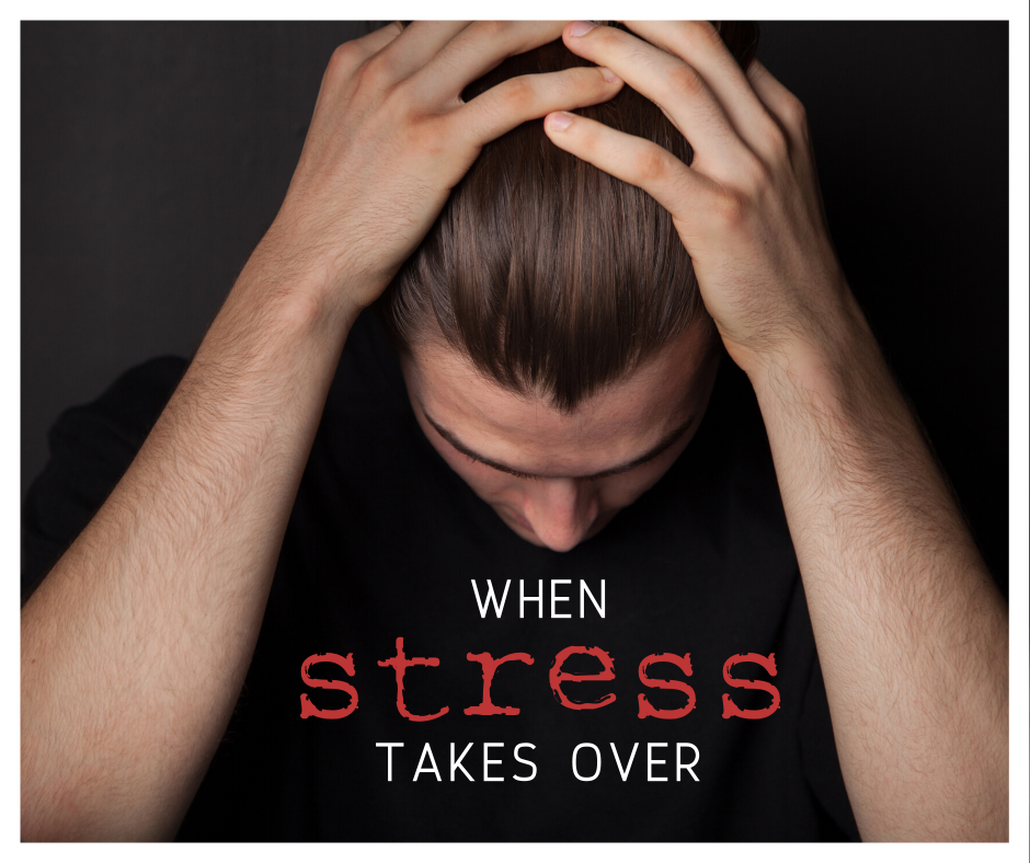 Chronic Stress Can Affect Your Immunity